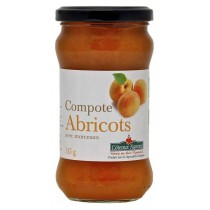 Compote d'abricots - 315g