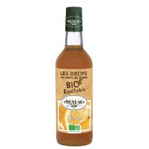 Sirop de canne citron - 50cl
