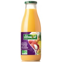 Ananas litchi passion - 75cl