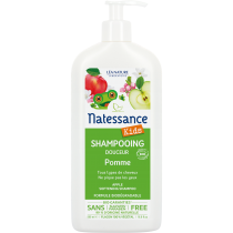 Shampooing corps et cheveux...