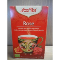 Infusion rose - 34g