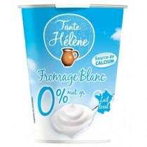 Fromage blanc nature 0 % mg...