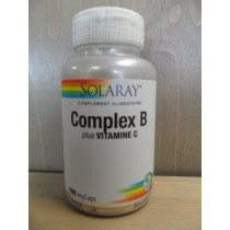 Complex B plus vitamine C -...