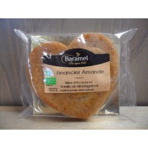 Financier aux amandes - 70g