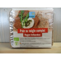 Pain complet seigle - 375g